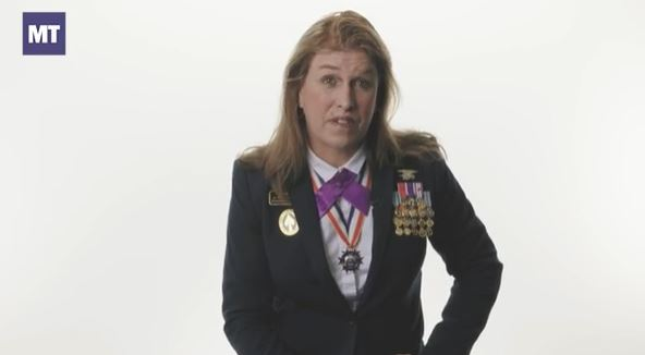 Video: 5 Insights: Former Navy SEAL Kristin Beck | Navy Times