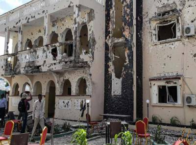 Somali Special Forces End Siege at Hotel Raided by Militants that Killed 26 | The Nation