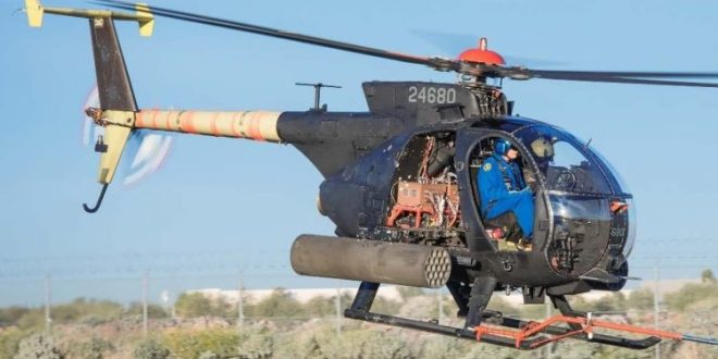 Boeing upgrades special operations' unique helicopter | defense-blog.com