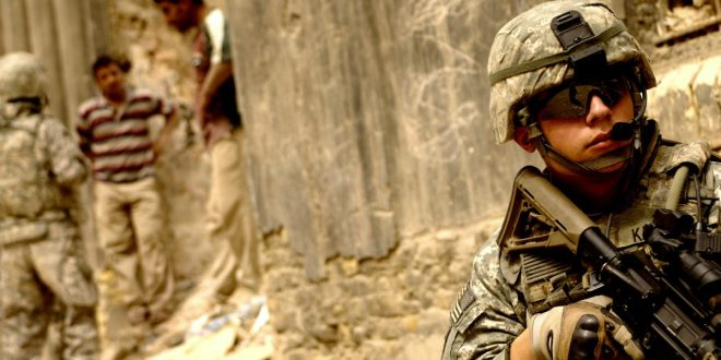 Intuition, The City and War | Modern War Institute At West Point