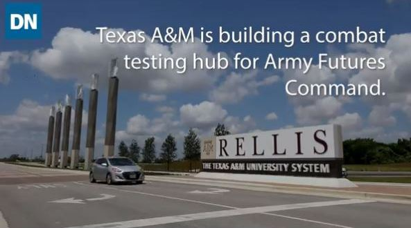 Texas university to build $130M complex to test Army's combat tech | Defense News