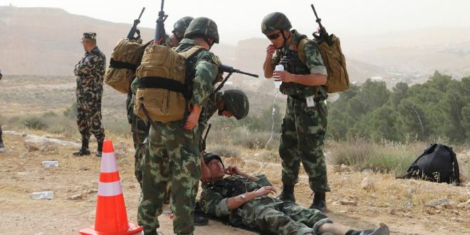 Chinese army new counter-terror special operations unit in Northwest China | Army Recognition