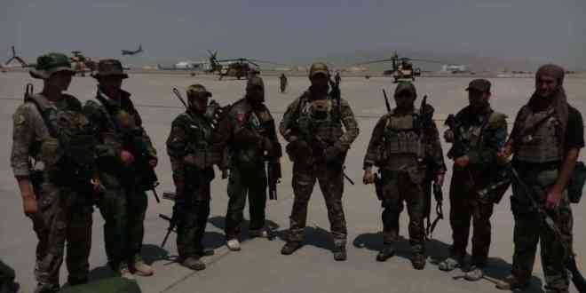 Special Forces kill, detain more than 40 Taliban militants in Kabul and other provinces | Khaama Press news Agency