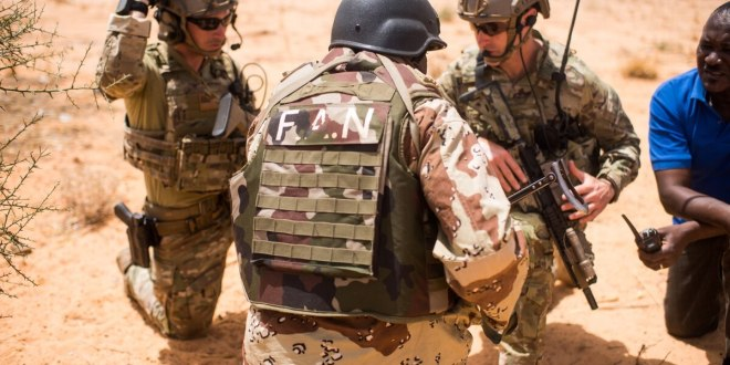 The network tech that U.S. Special Operations Command likes| C4ISRNET