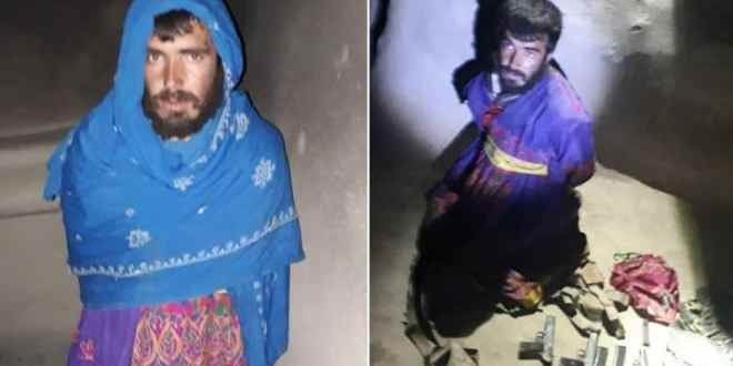 Special Forces arrest Taliban fighter disguised in women's dress | Khaama Press