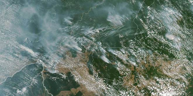 The Amazon Rainforest Is Burning — and Experts Say the Fires Could Accelerate Global Warming| Travel and Leisure