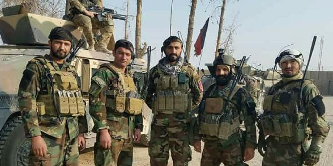 Special Forces kill, wound 18 Taliban militants in Ghazni province | Khaama Press News Agency