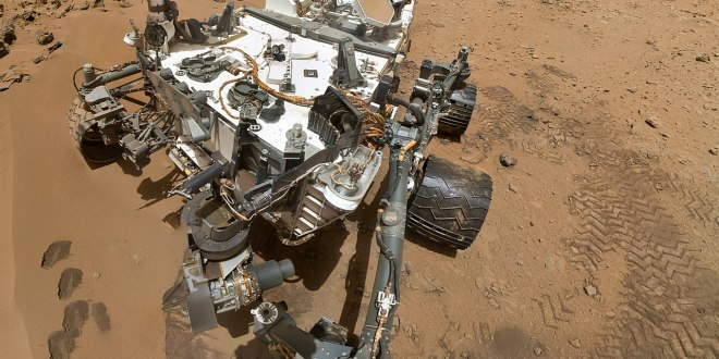 NASA's Curiosity Rover finds an ancient oasis on Mars| Science Daily
