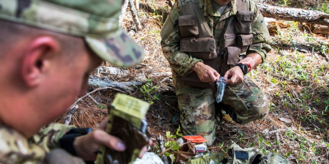 AFRL team enhances safety for survival specialists through wearable health monitoring technology | AF.Mil
