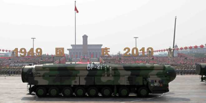China's Cutting Edge Weaponry | International Policy Digest