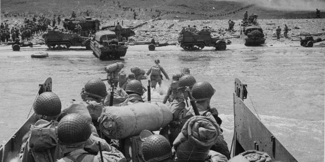 The World War II Version of the Navy SEALs Suffered 52% Casualties at D-Day's Omaha Beach | The National Interest
