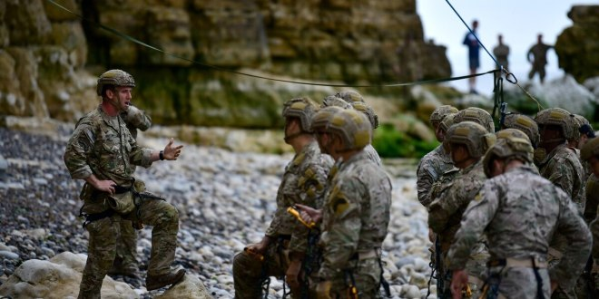 Army Special Forces practice conventional, unconventional warfare | Business Insider