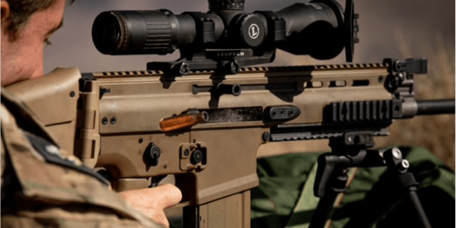 How the Army is building an unparalleled rifle and SAW replacement for soldiers | Army Times