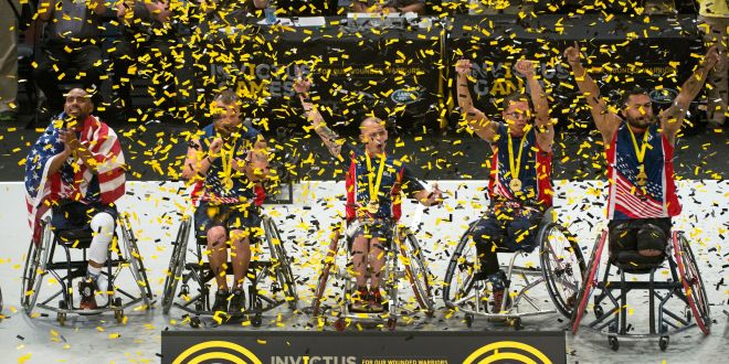 Pentagon announces Invictus Games competitors | The Fayetteville Observer