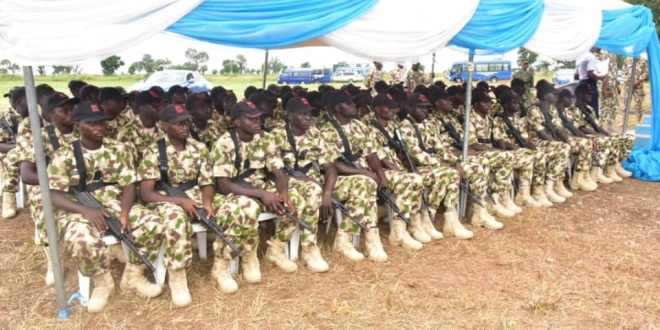 Insecurity: NAF commences training of a new batch of Special Forces (photos)| Legit