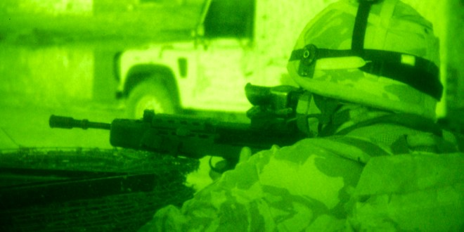 SOCOM Is Eyeing 'True Color' Night Vision For Operators | Task & Purpose