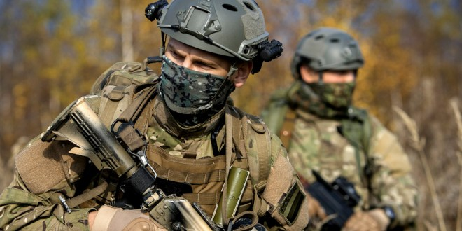 Meet the SOBR: Russia's Super Special Forces Unit | The National Interest