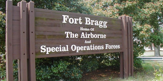 Security threat closes Fort Bragg main gate | Fayetteville Observer