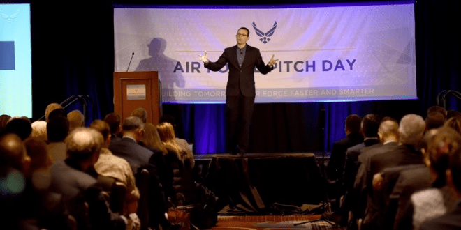 Companies won $15 million in Dayton's Air Force Pitch Day | Dayton Daily