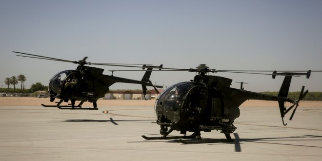 Dude, where's my Little Bird? Army closes 'stolen helicopter' investigation | Army Times