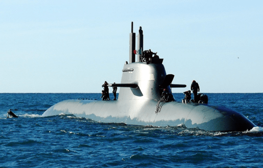 Secret submarine capability shown in NATO photo | Forbes