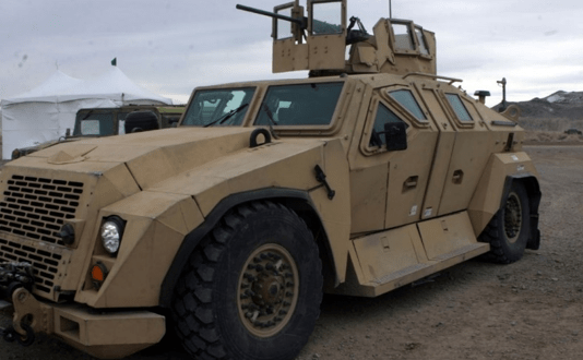 SOCOM is eyeing a new armored tactical vehicle | Task & Purpose