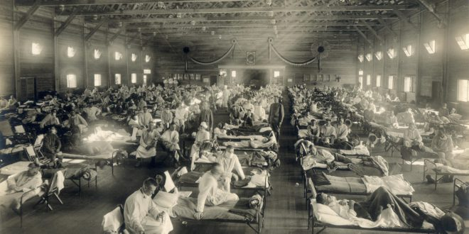 History of 1918 flu pandemic | CDC