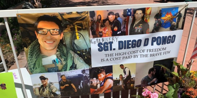 Thousands participate in memorial parade for fallen Marine Raider | Marine Times