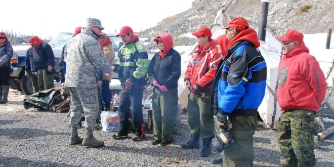 3rd Canadian Rangers Patrol continues to work with Operation Laser | Net News Ledger