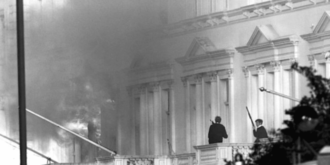 Dramatic hostage rescue in london: The 1980 Iranian Embassy Siege | RFE/RL
