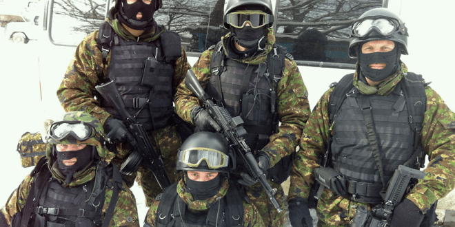 Russian Defense Ministry to propose use of Special Forces amid COVID-19 by wed | Purdue Point