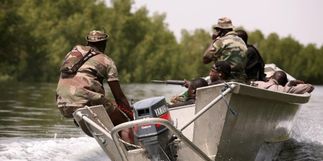 Nigerian Forces board attacked boxship, rescue 11 crew from citadel | Ships and Ports