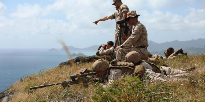 The Marine Corps Is Forming a First-of-its-Kind Regiment in Hawaii | Military.com