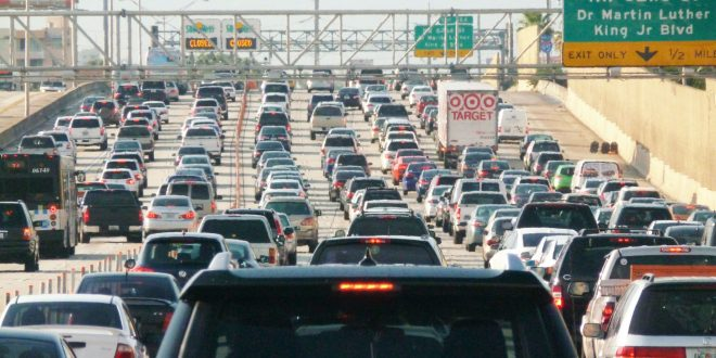 Traffic is way down because of lockdown, but air pollution? Not so much | NPR News