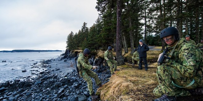 Guard kills trespassing suspect at military facility used by Navy SEALs on Kodiak Island | Navy Times