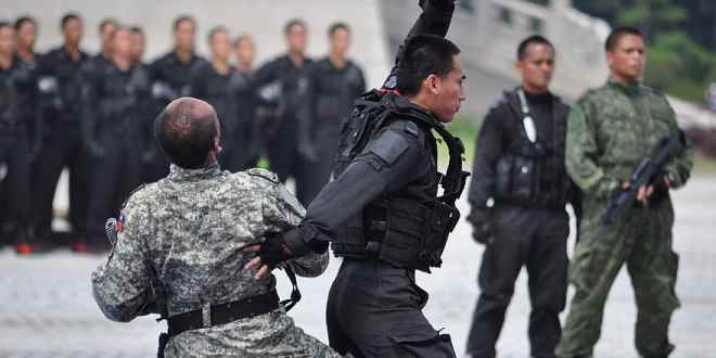 Taiwan special forces train to counter Chinese incursions | Taiwan News