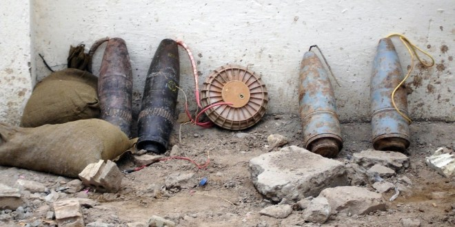 5 Taliban bomb experts killed during airstrikes in Afghanistan | Xinhua Net