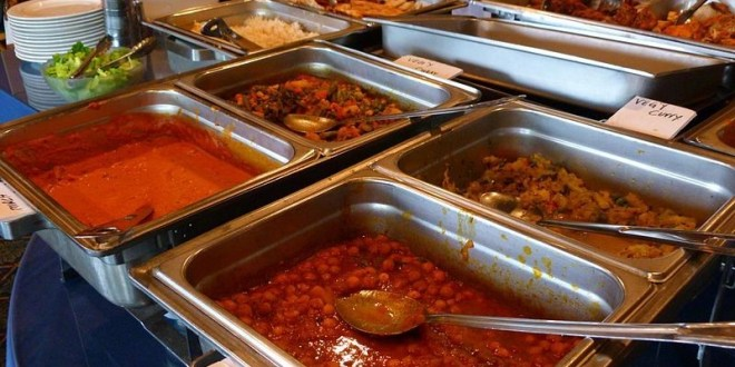 Coronavirus: The slow death of the American all-you-can-eat buffet | BBC News