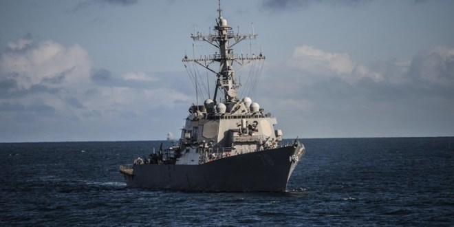 NATO Black Sea exercise kicks off as Moscow puts its regional forces on alert | Navy Times