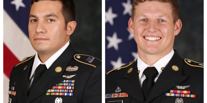Army IDs 2 Special Operations soldiers killed in helicopter crash | Military.com