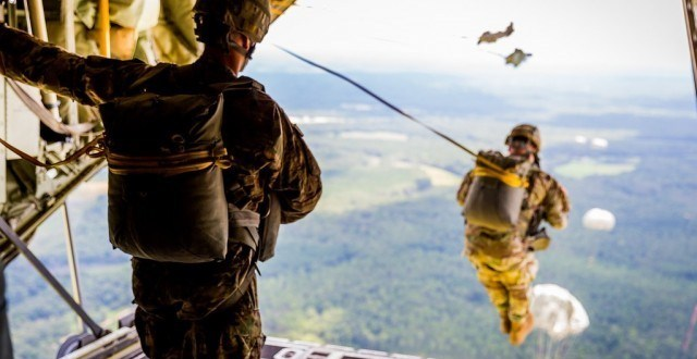 National Airborne Day holds special resonance at Fort Benning, birthplace of the Airborne | U.S. Army