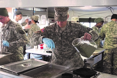 3rd Special Forces Group wins active field feeding category of the 52nd Philip A. Connelly Award | U.S. Army