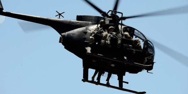 """Exclusive: Here are the photos of the MH-6 NOTAR flown and tested by the 160th SOAR (A) """"Night Stalkers"""" 
