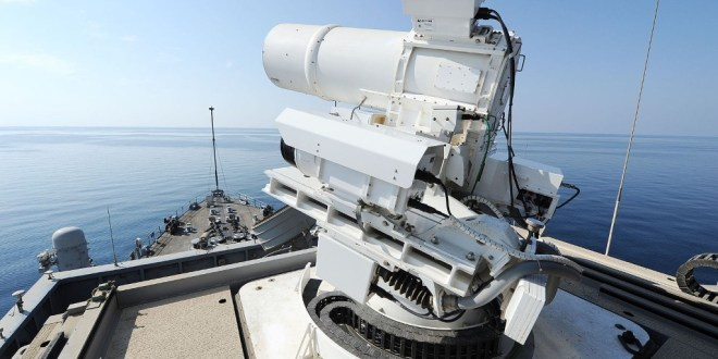 Laser weapons get ready for the big time | Military Aerospace Electronics