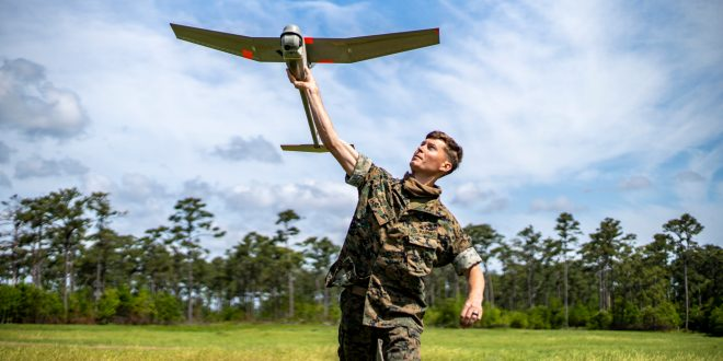 Task force Marines increase unit readiness with small unmanned aircraft system | U.S. Southern Command