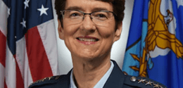 She once was barred from fighter jets. Now she's the Pentagon's only female four-star | Task & Purpose