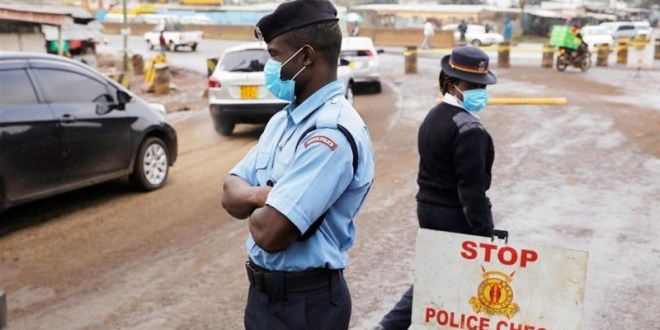 Kenyan police rescue 16 foreigners in human trafficking ring | Xinhua Net