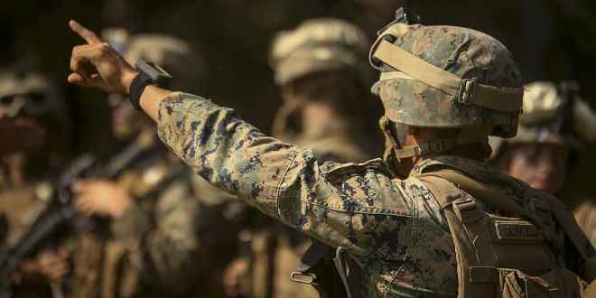 The Marine Corps is still looking for more female officers to attempt its infantry course   Marine Corps Times