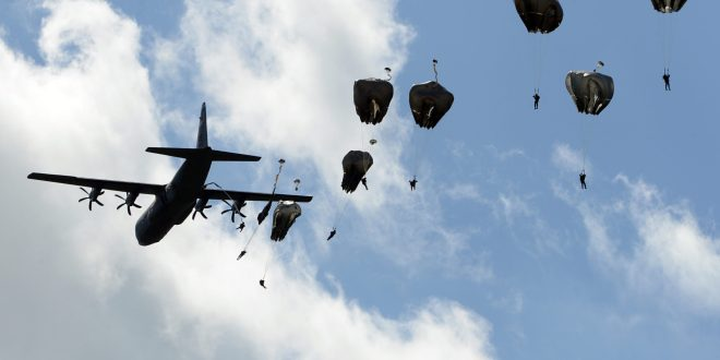 Fort Bragg paratrooper helps save shooting victim's life | Task & Purpose