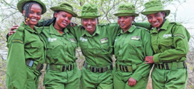 Meet the first all-women ranger unit fighting poachers | CNN Travel